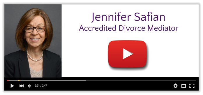 About Jennifer Safian - Accredited Divorce and Family Mediator