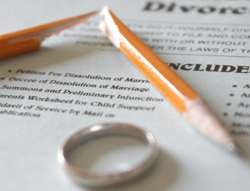 Filing the Divorce Action