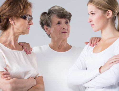 Family Dispute? Ask a Question