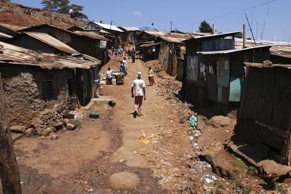Jennifer Safian of www.safian-mediation.com shares a note from a volunteer mediator in Nairobi.